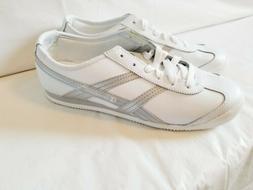 CHAMPION Womens White w/Gray Strips Walking Shoes, Size 8.0M