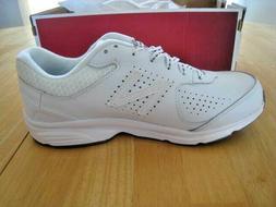 New Balance WW411WT2 Women's Walking Shoe White New in the B