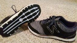 NEW BALANCE WX577HB4 Walking Shoes  GREY/BLACK/WHITE WOMEN'S